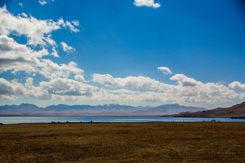 Una canción hermosa Kol del lago fotos de archivo