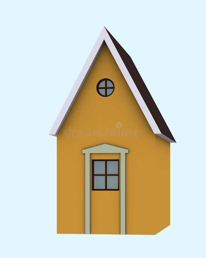 Una casa del dio immagine stock libera da diritti