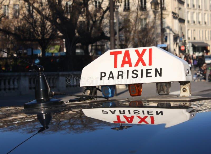 Una casilla en París foto de archivo libre de regalías
