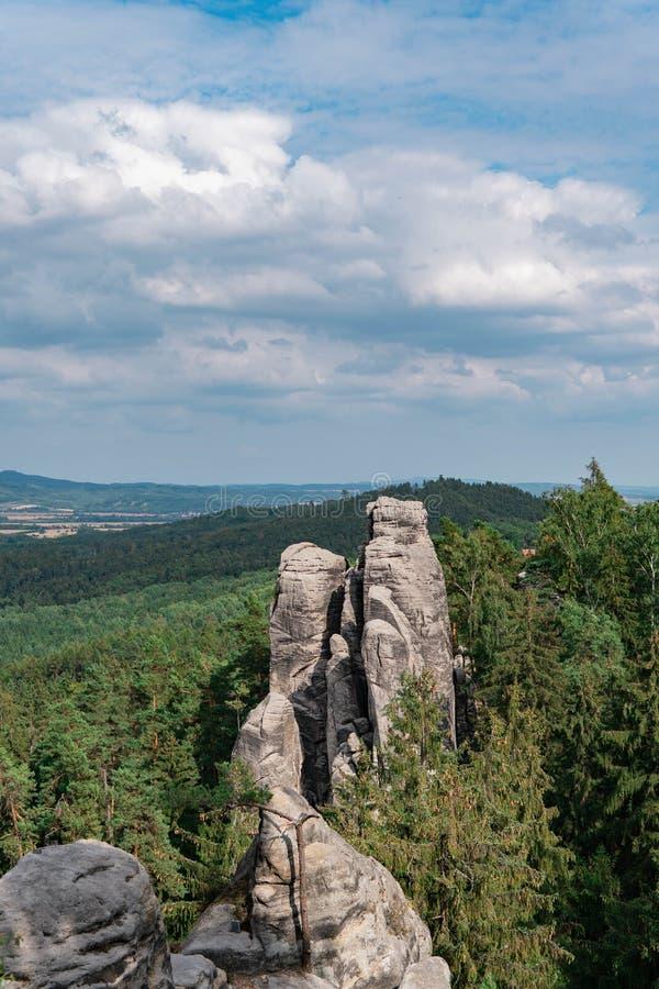 Una cierta belleza de la República Checa fotos de archivo libres de regalías