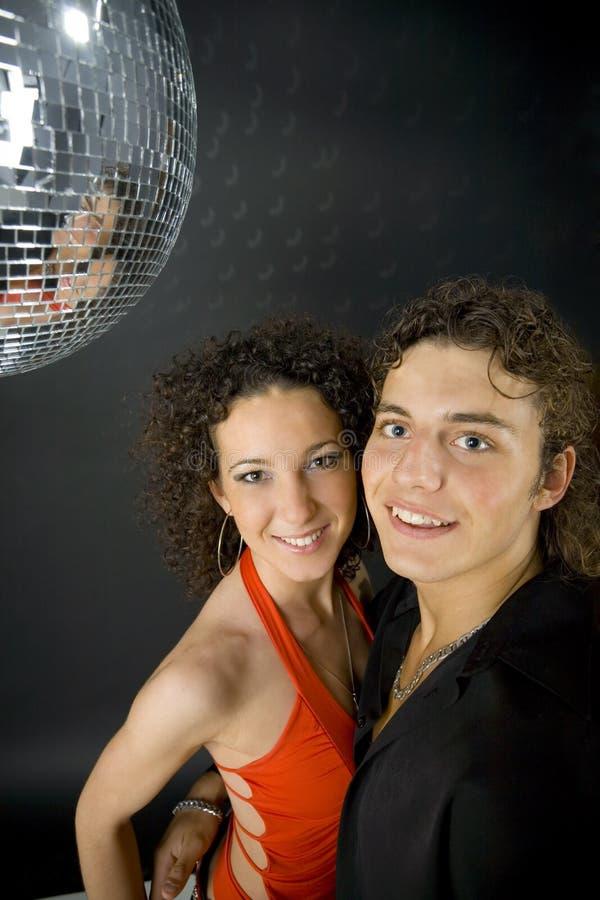 Una danza pasada fotografía de archivo