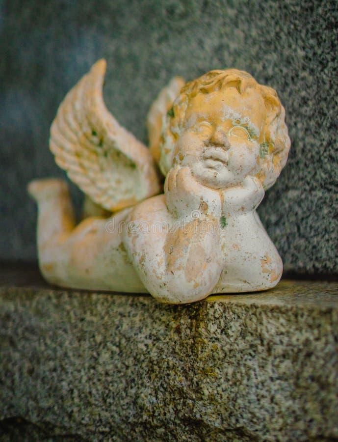 Una decorazione grave o una statua grave fotografia stock libera da diritti