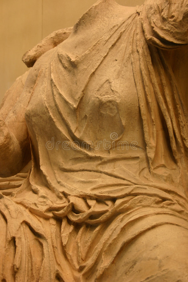 Una estatua imagen de archivo libre de regalías
