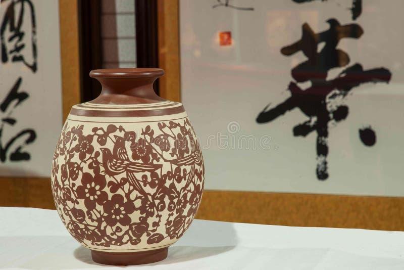 Download Una Exposición Del Museo De La Cerámica De La Cerámica De Rongchang Chongqing Rongchang Foto de archivo - Imagen de envase, conceptos: 42431860