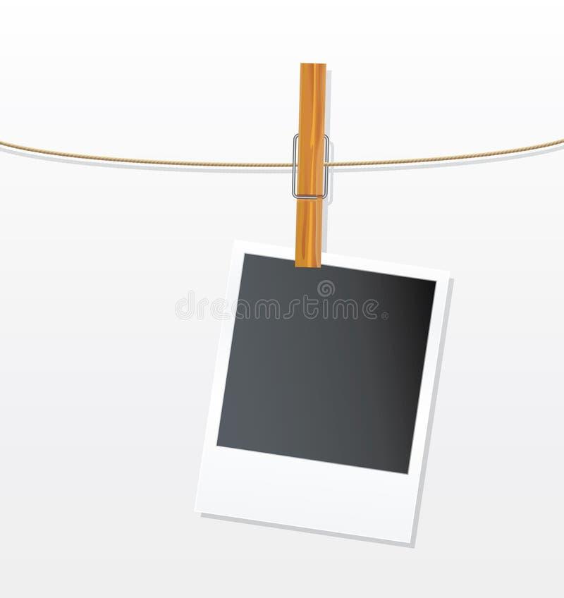 Una Foto De La Cuerda Imagenes de archivo