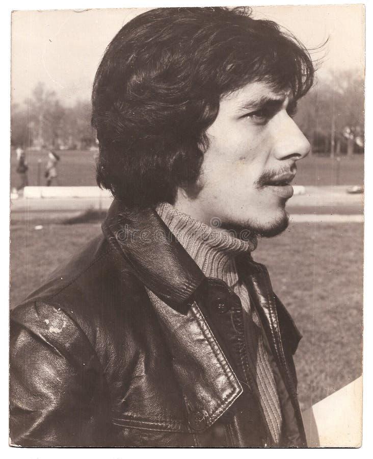 Una foto a partir del pasado fotos de archivo libres de regalías