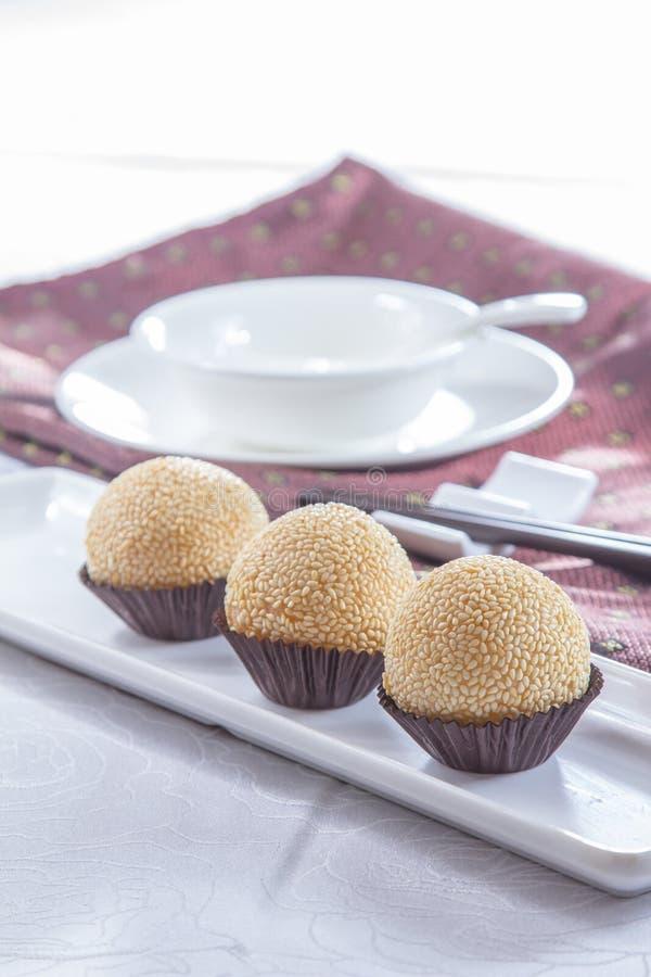 Una foto saporita di cucina del dessert immagini stock