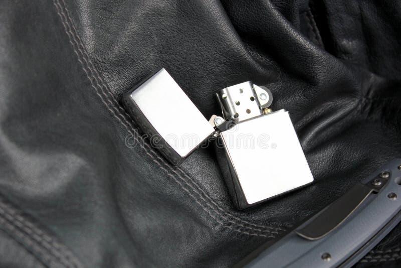 Una gasolina más ligera imagenes de archivo