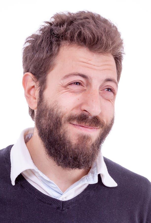 Una imagen de un hombre hermoso fotografía de archivo libre de regalías