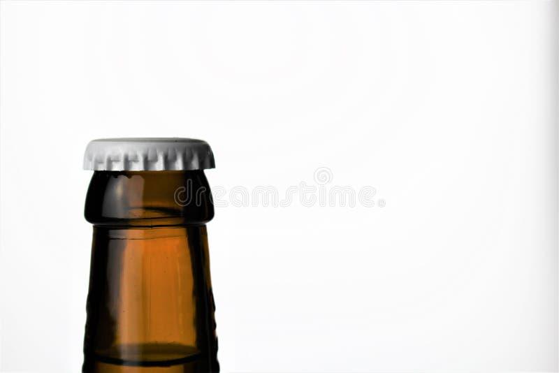 Una imagen del concepto de una botella con el espacio de la copia fotografía de archivo