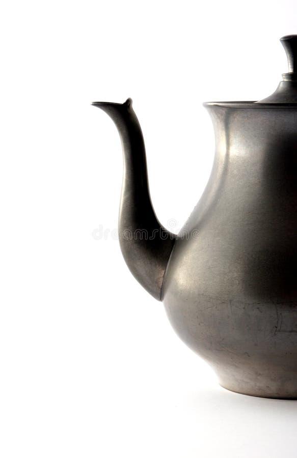 Una jarra del té foto de archivo