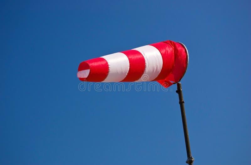 Una manga de viento imagen de archivo