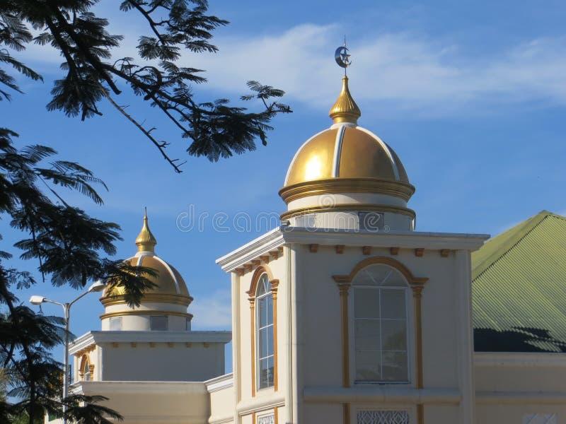 Una mezquita en Tangerang imagen de archivo
