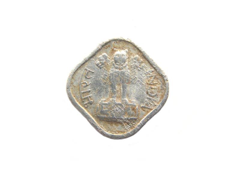 Una moneta di Paisa immagini stock libere da diritti