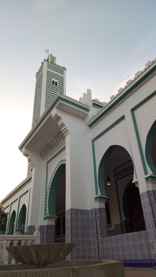 Una moschea in Tetouan fotografia stock