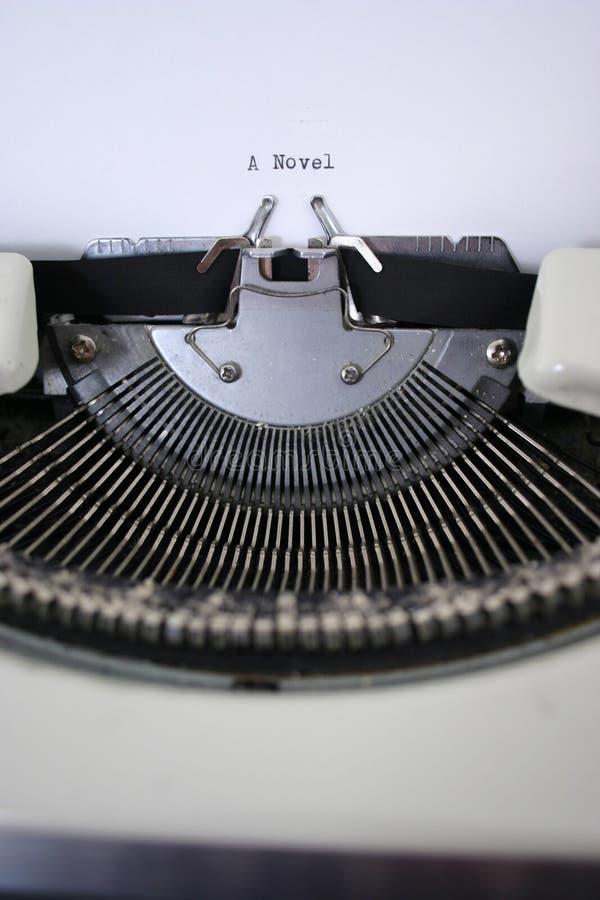 Una novela fotografía de archivo libre de regalías