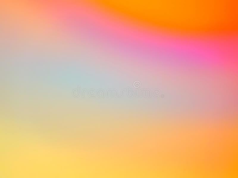Una nuvola liscia di nebbia fotografia stock libera da diritti