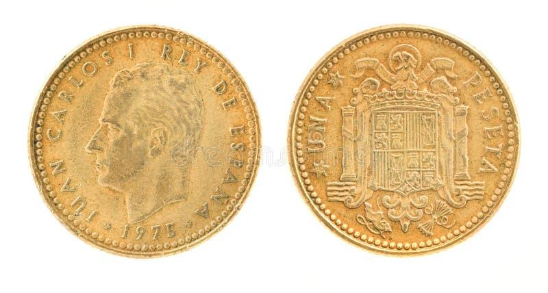 Spanisches Geld
