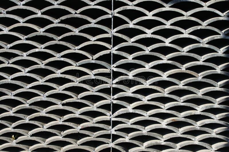 Una parete delle mattonelle immagine stock