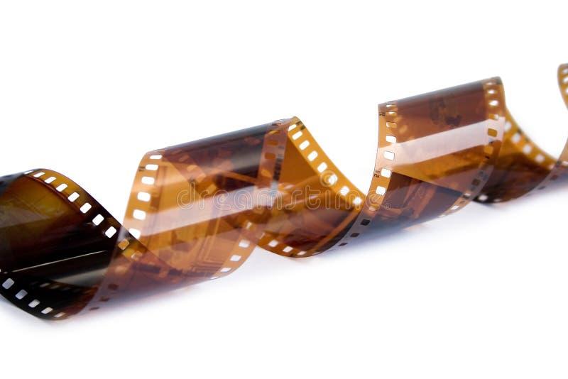 Una película de 35m m imagen de archivo libre de regalías