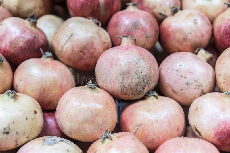Una pila di cipolle fotografia stock