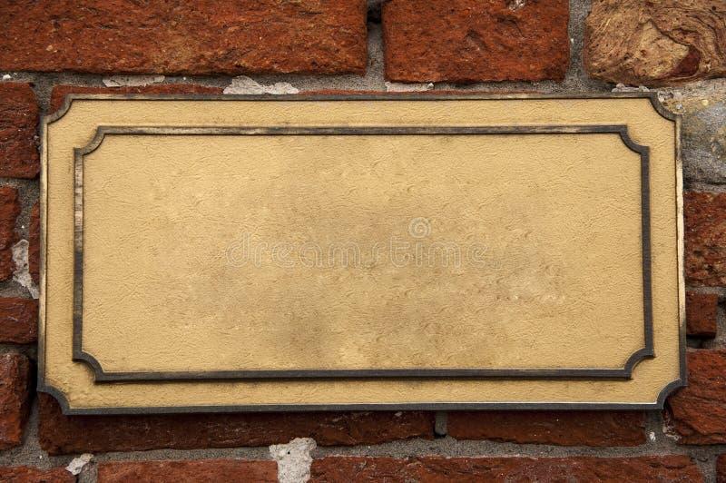 Placa de mármol foto de archivo