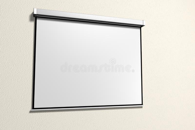 Una presentación ilustración del vector