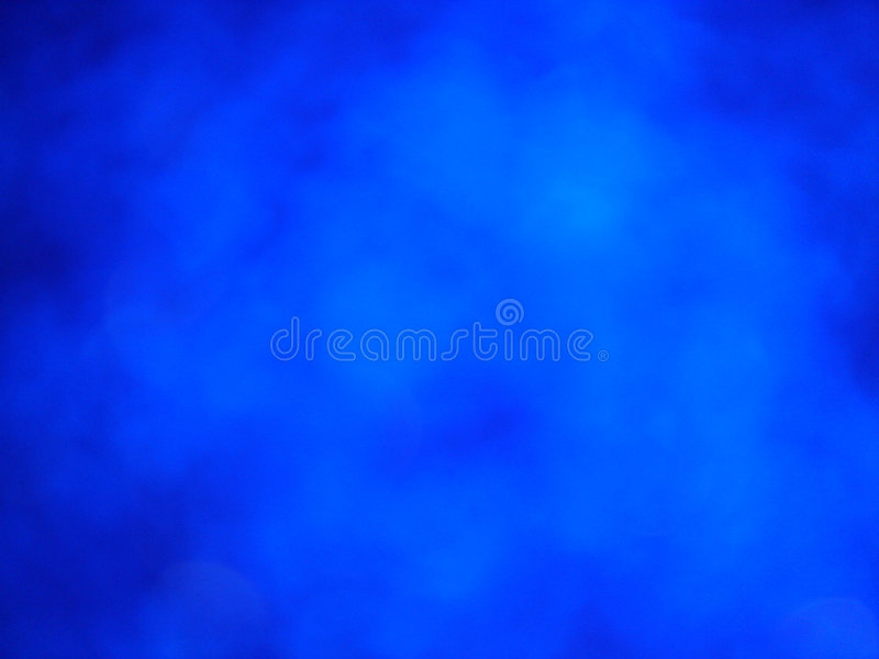 Una Priorità Bassa Blu Fotografia Stock Libera da Diritti