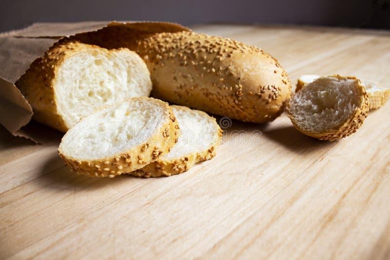 Una rebanada de pan Pan blanco Madera del pan Pan en el vector Pan para el fondo Pan para el pan de la panader?a del desayuno Pan imagenes de archivo