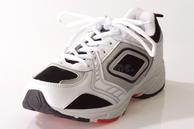 Una scarpa di sport immagini stock