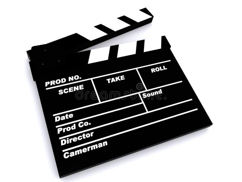 Una scheda di valvola della pellicola royalty illustrazione gratis