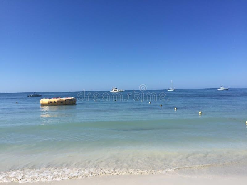 Una spiaggia da 7 miglia fotografia stock libera da diritti