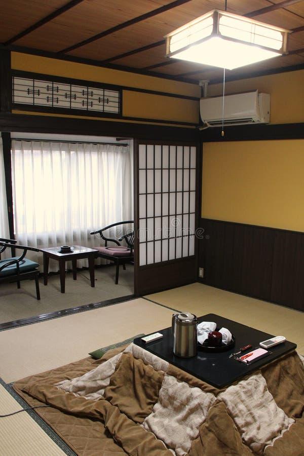Una stanza di stile giapponese stata fornita in una for Stanza giapponese