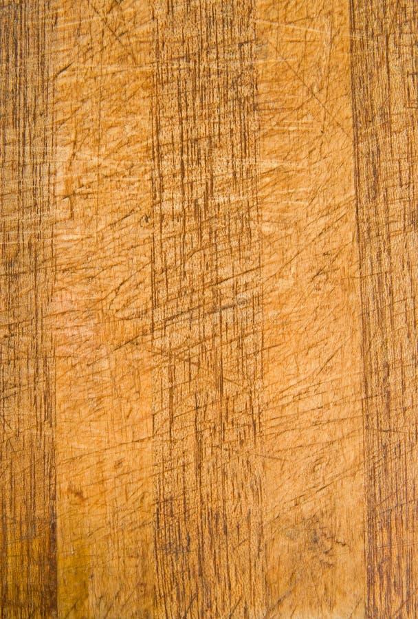 Una tajadera de madera consolidada. fotos de archivo libres de regalías