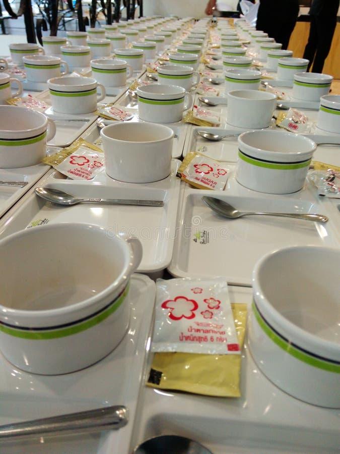 Una taza de té fotografía de archivo libre de regalías