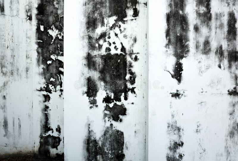 Una textura antigua del grunge de la pared fotografía de archivo