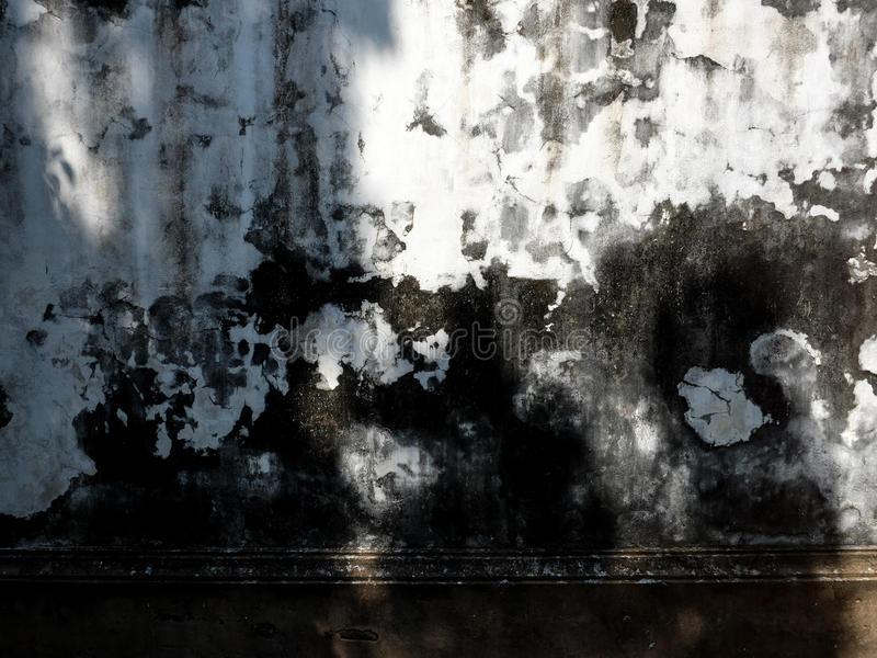 Una textura antigua del grunge de la pared de la pared imagen de archivo