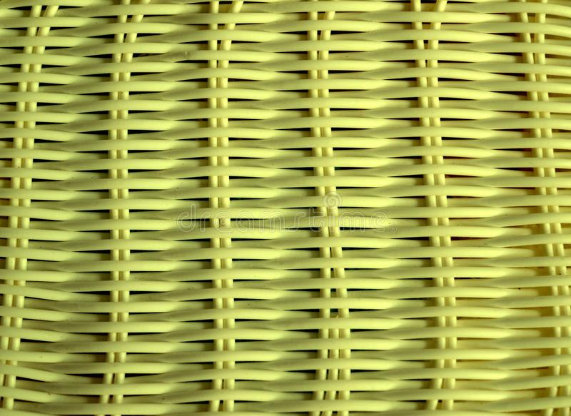 Una textura de una cesta de mimbre fotos de archivo libres de regalías