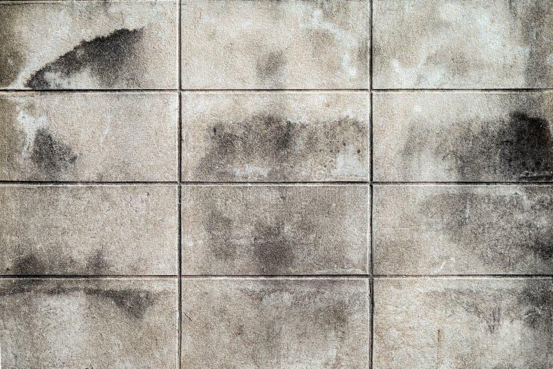 Una vieja textura de la pared de ladrillo para el fondo fotografía de archivo