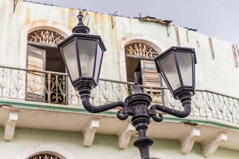 Una vista tipica in Panamá nel Panama fotografia stock libera da diritti