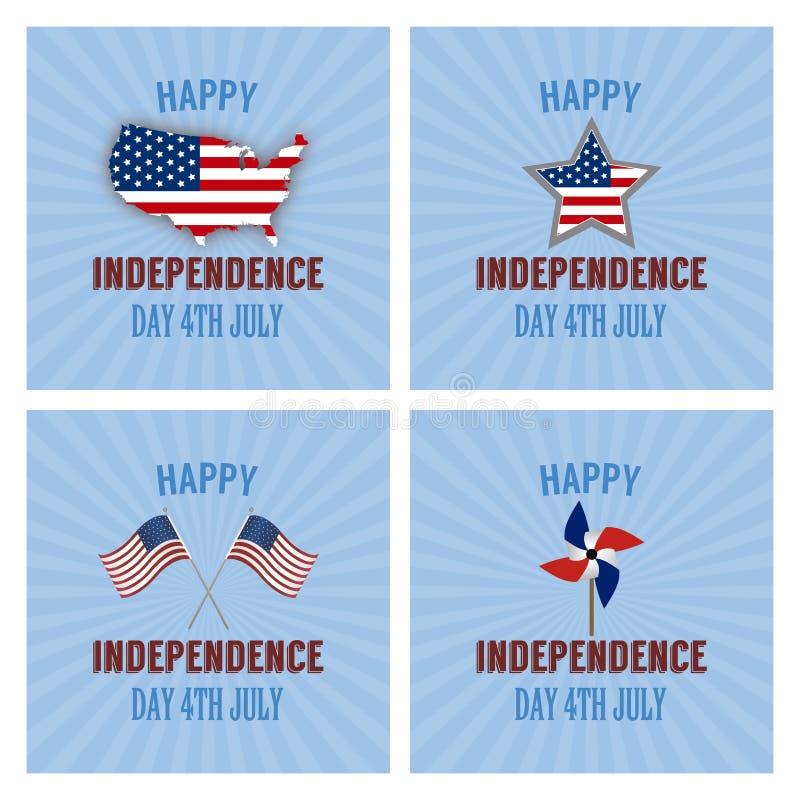Unabhängigkeit Day stockfotos