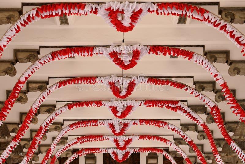 Unabhängigkeit Hall von Colombo in Sri Lanka stockbild