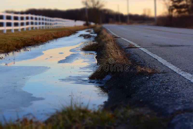 Unabhängigkeit MO Road lizenzfreie stockfotografie