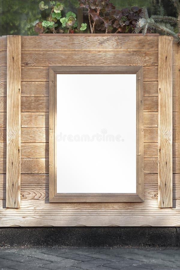 Unbelegtes Whiteboard lizenzfreie stockfotos
