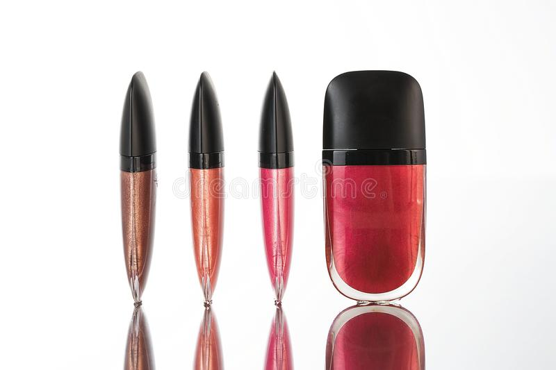 Unbranded makeup stock photography