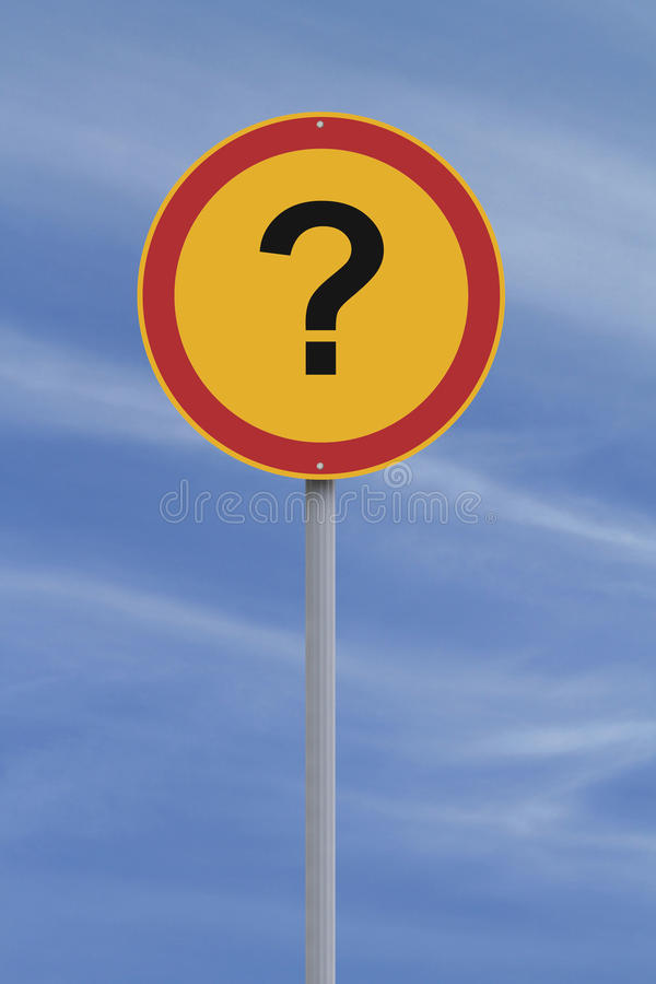 Download Uncertainty stock photo. Image of inquire, uncertainty - 33497782