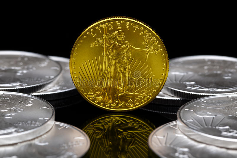 Uncirculated 2011 American Gold Eagle coin
