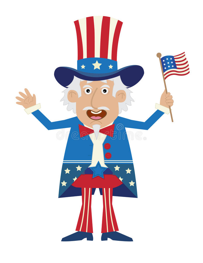Download Uncle Sam Stock Vector - Image: 41069119