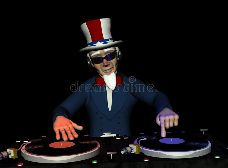 Uncle Sam DJ