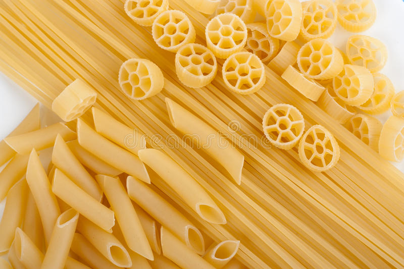 Download Uncooked Pasta Royalty Free Stock Photo - Image: 22390075